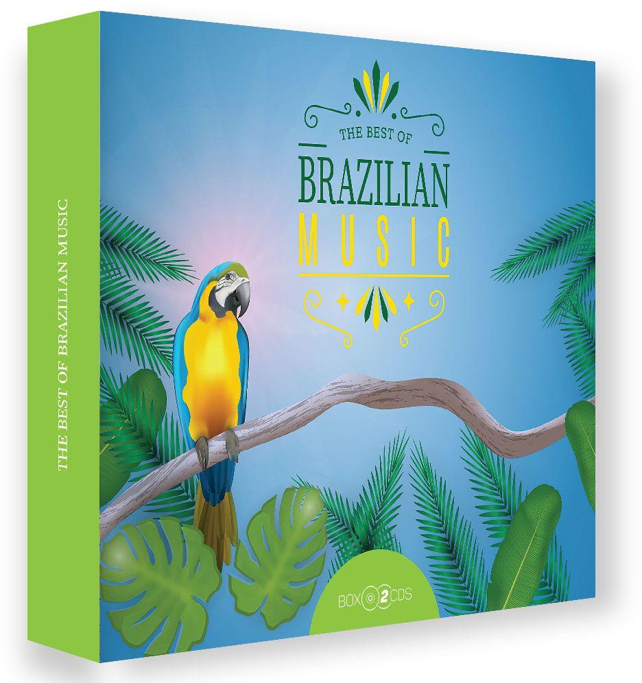 KIT BRAZILIAN MUSIC (2 CDS)