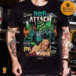 CAMISETA ALL BEERS HOP ATTACK