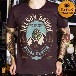 CAMISETA ALL BEERS NELSON SAUVIN