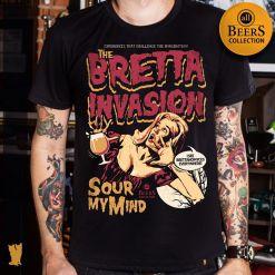 CAMISETA ALL BEERS THE BRETTA INVASION