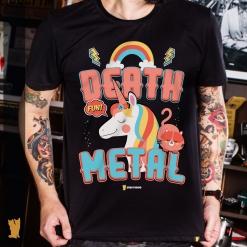 CAMISETA DEATH METAL