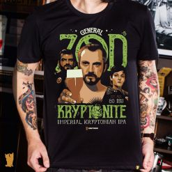 CAMISETA GENERAL ZOD KRYPTONITE