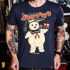 CAMISETA GHOSTBUSTERS STAY PUFT