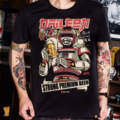 CAMISETA JASPION DAILEON BEER