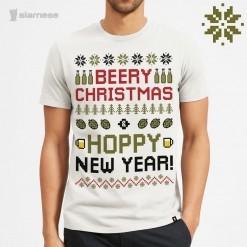 CAMISETA NATAL SIAMESE - BEERY CHRISTMAS