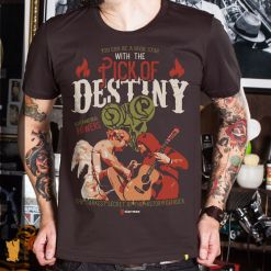 CAMISETA PICK OF DESTINY