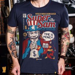 CAMISETA SUPER SAM