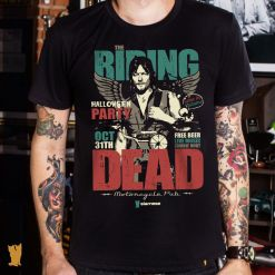 CAMISETA THE RIDING DEAD