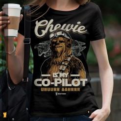 FEMININA - CHEWIE IS MY CO-PILOT