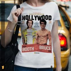 FEMININA - CLIFF BOOTH VS. BRUCE LEE