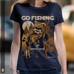 FEMININA - EWOK GO FISHING