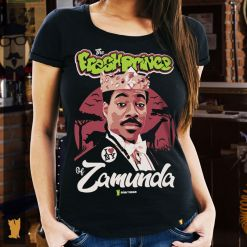 FEMININA - FRESH PRINCE OF ZAMUNDA