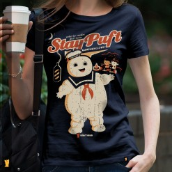 FEMININA - GHOSTBUSTERS STAY PUFT