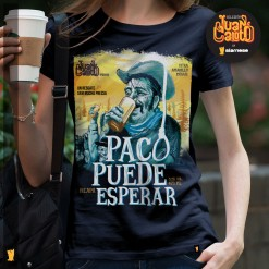 FEMININA JUAN CALOTO - PACO PUEDE ESPERAR