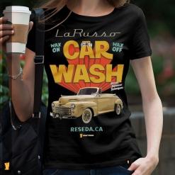 FEMININA LA RUSSO CAR WASH