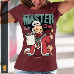FEMININA - MESTRE DOS MAGOS MASTER CHEF