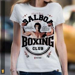 FEMININA - ROCKY BALBOA BOXING CLUB
