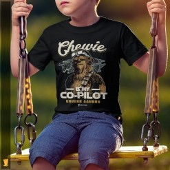 SIAMESE KIDS - CHEWIE IS MY CO-PILOT