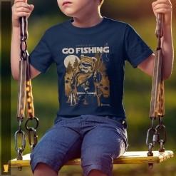 SIAMESE KIDS - EWOK GO FISHING