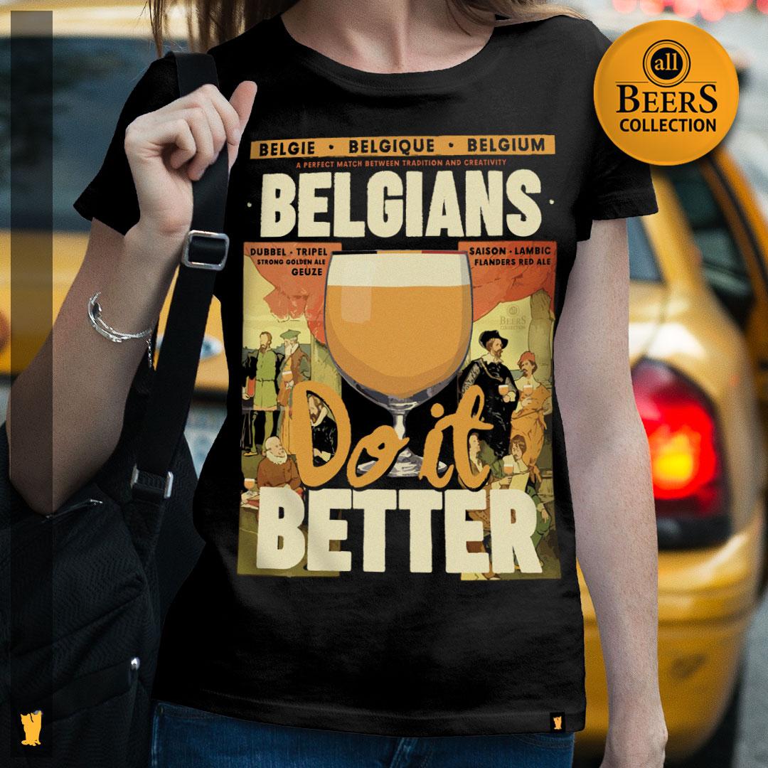 FEMININA ALL BEERS - BELGIANS DO IT BETTER