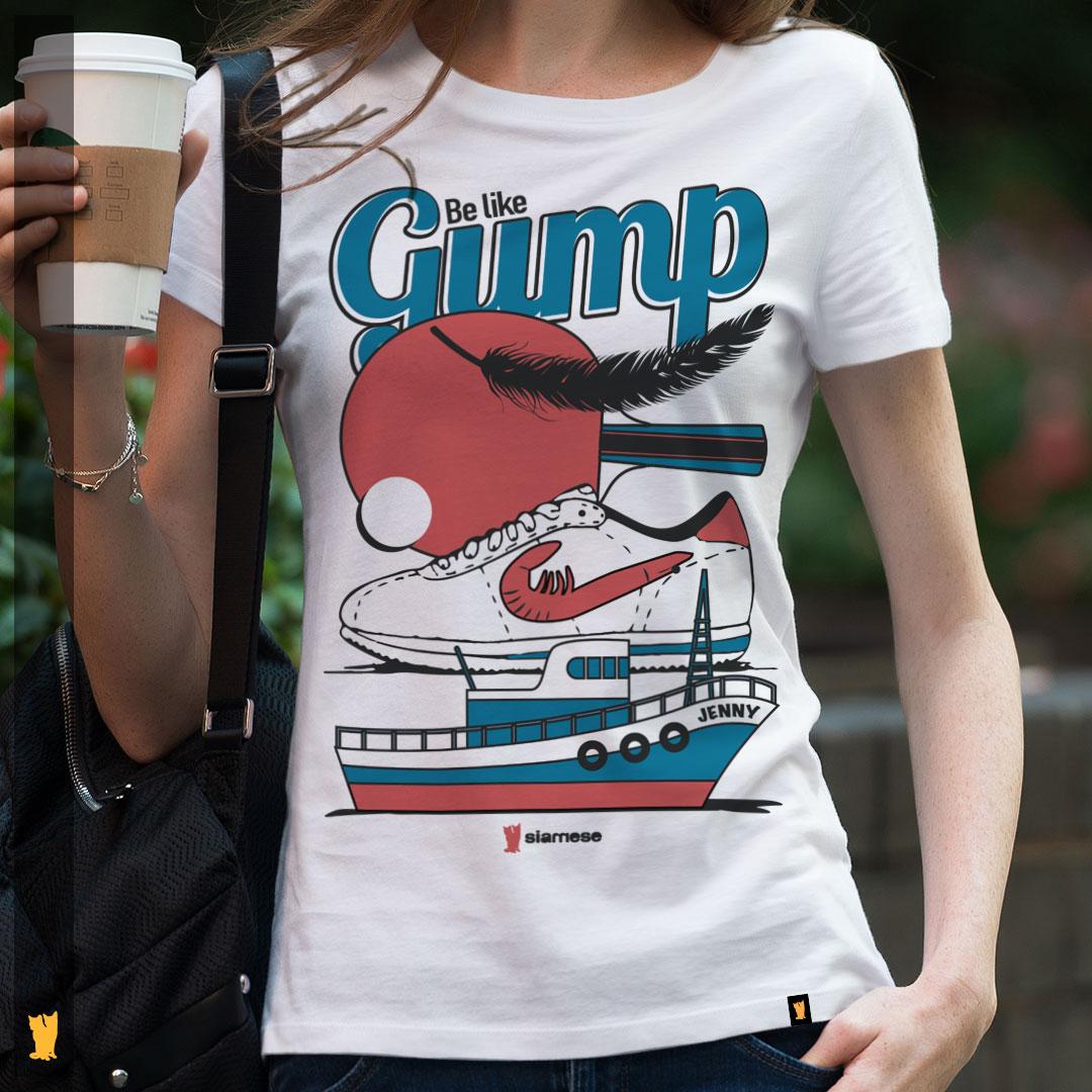 FEMININA - BE LIKE GUMP