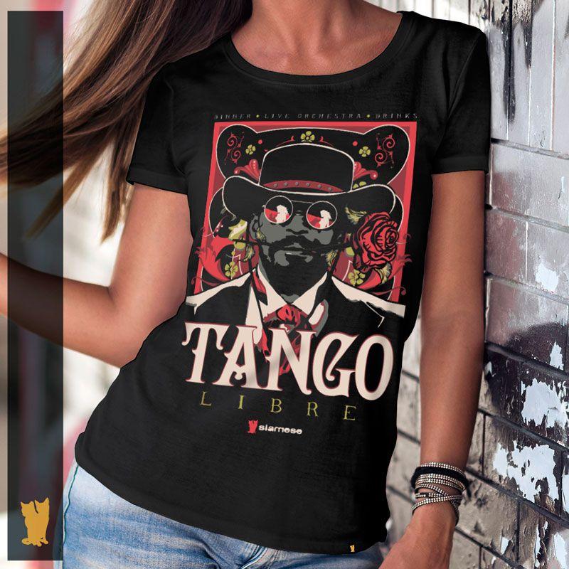 FEMININA - DJANGO - TANGO LIBRE