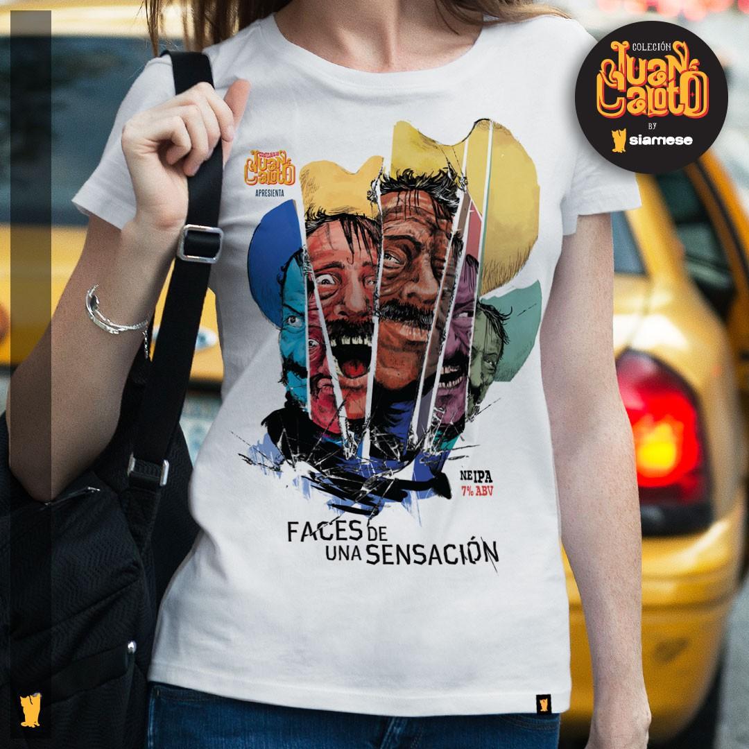 FEMININA JUAN CALOTO - FACES DE UNA SENSACIÓN
