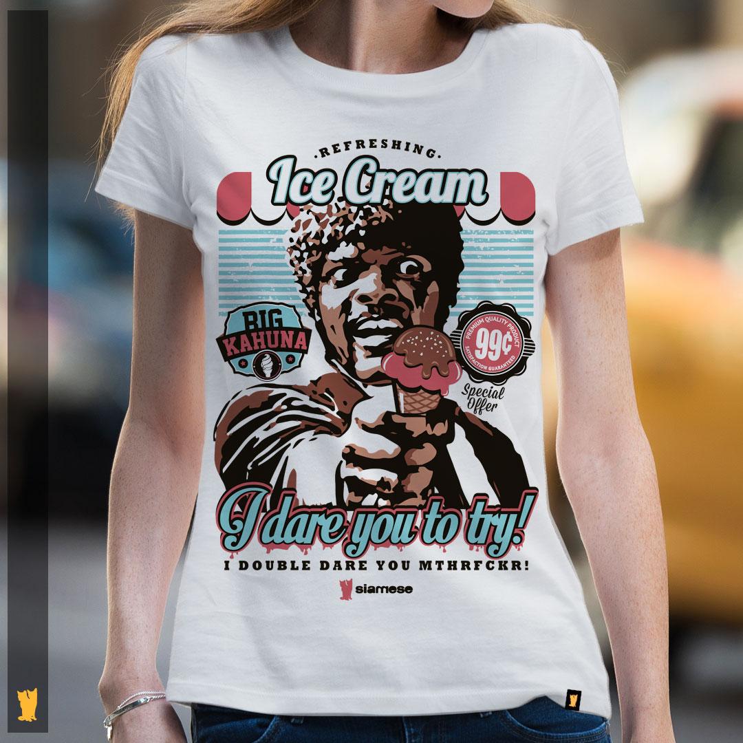 FEMININA - PULP FICTION ICE CREAM