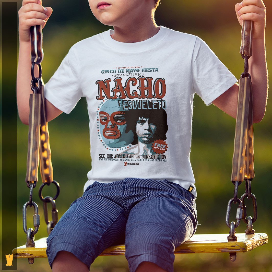 SIAMESE KIDS - NACHO LIBRE