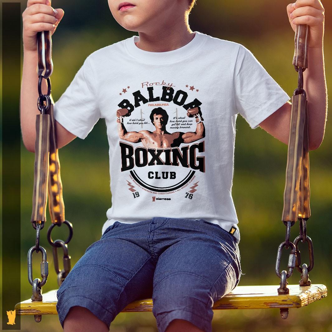 SIAMESE KIDS - ROCKY BALBOA BOXING CLUB