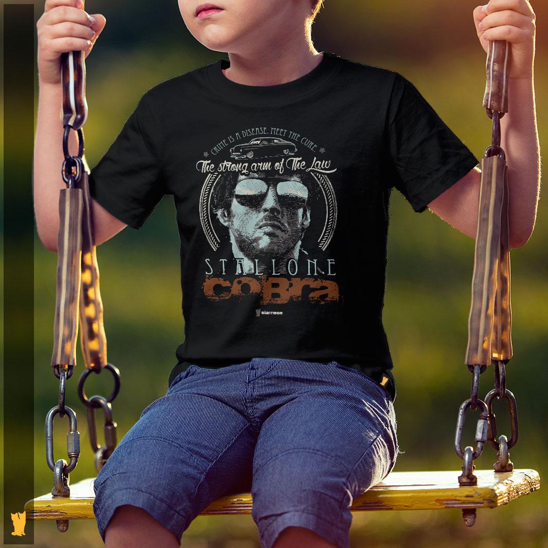 SIAMESE KIDS - STALLONE COBRA