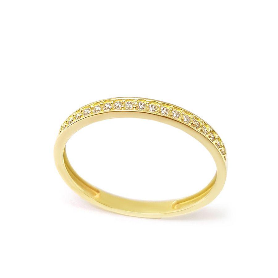 Anel Aparador Ouro 18k com 12,6 pontos em Diamantes   - YVES