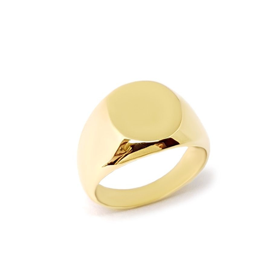 Anel Ouro 18k Little Finger