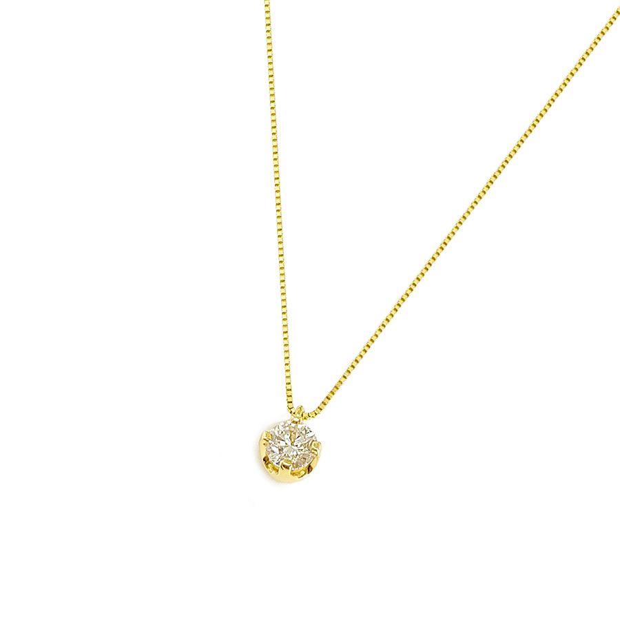 Corrente com Ponto de Luz Ouro 18k com Diamante de 30 pontos