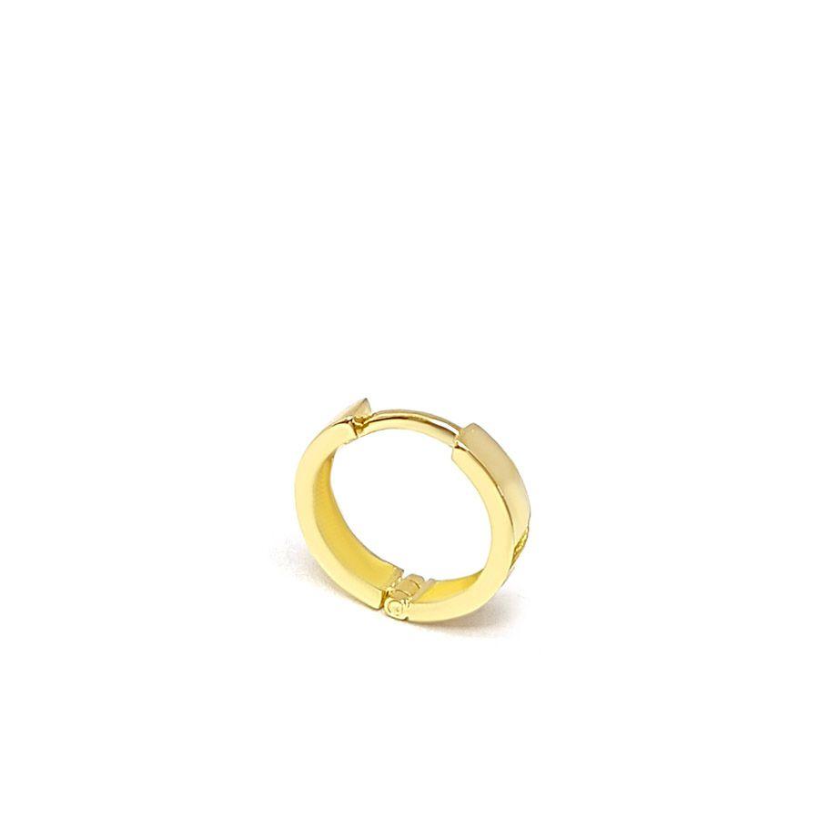 Piercing Brinco Argola Ouro 18k