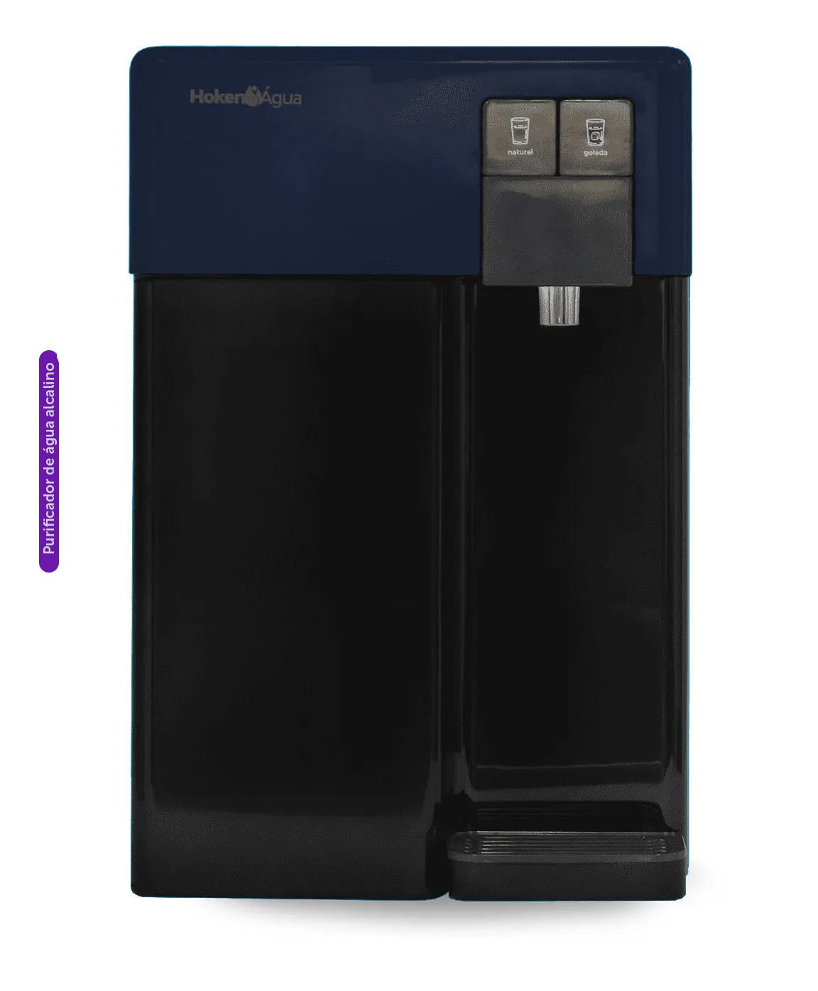 Purificador de Água CPD Alcalino Back/Azul