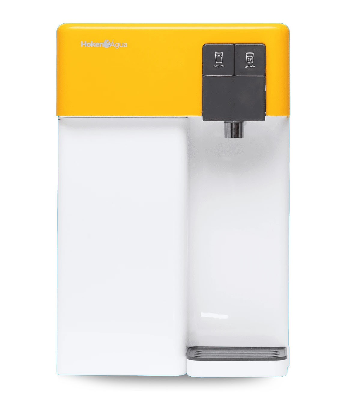 Purificador de Água CPD 19 Branco e Amarelo