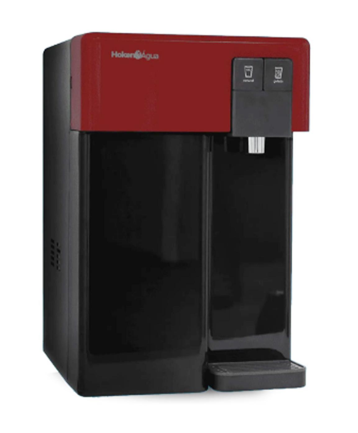 Purificador de Água CPD 19 Preto C/ Vermelho