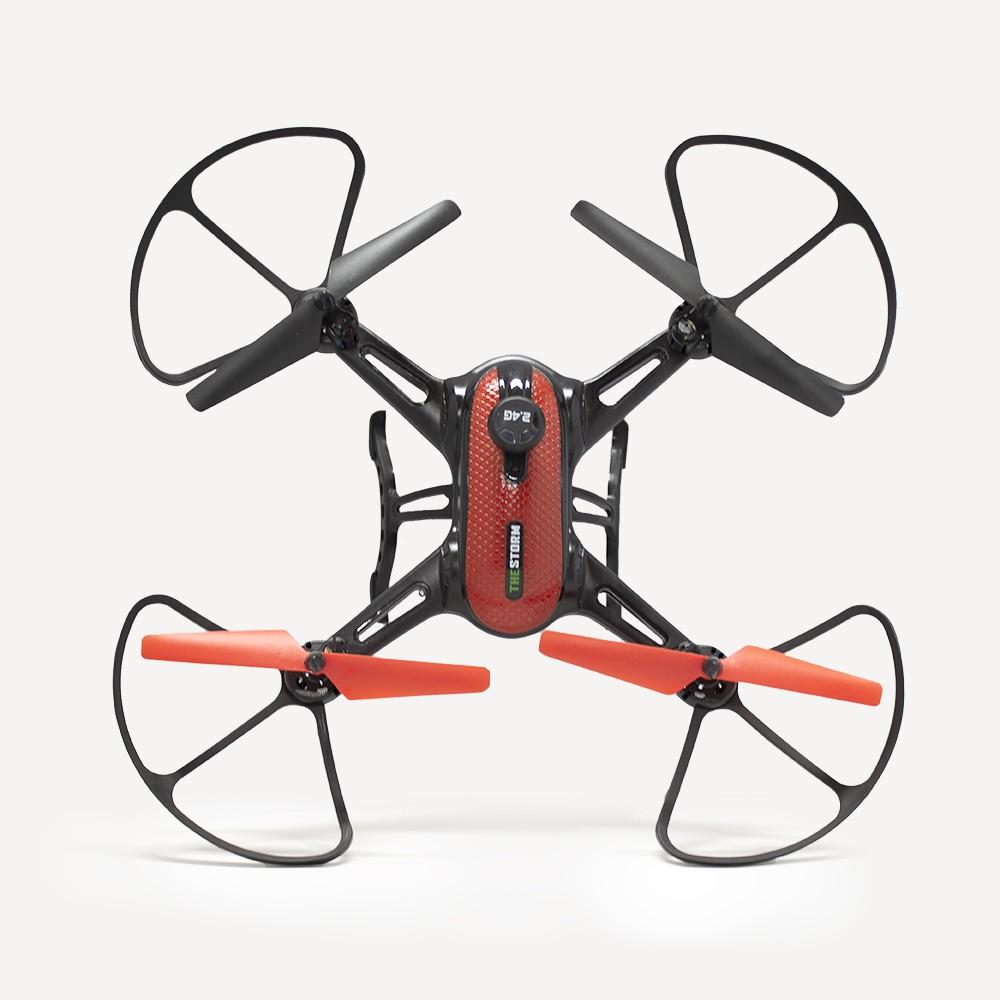DRONE QUADRICOPTERO BRINQUEDO COM CAMERA E CONTROLE-ORIGINAL