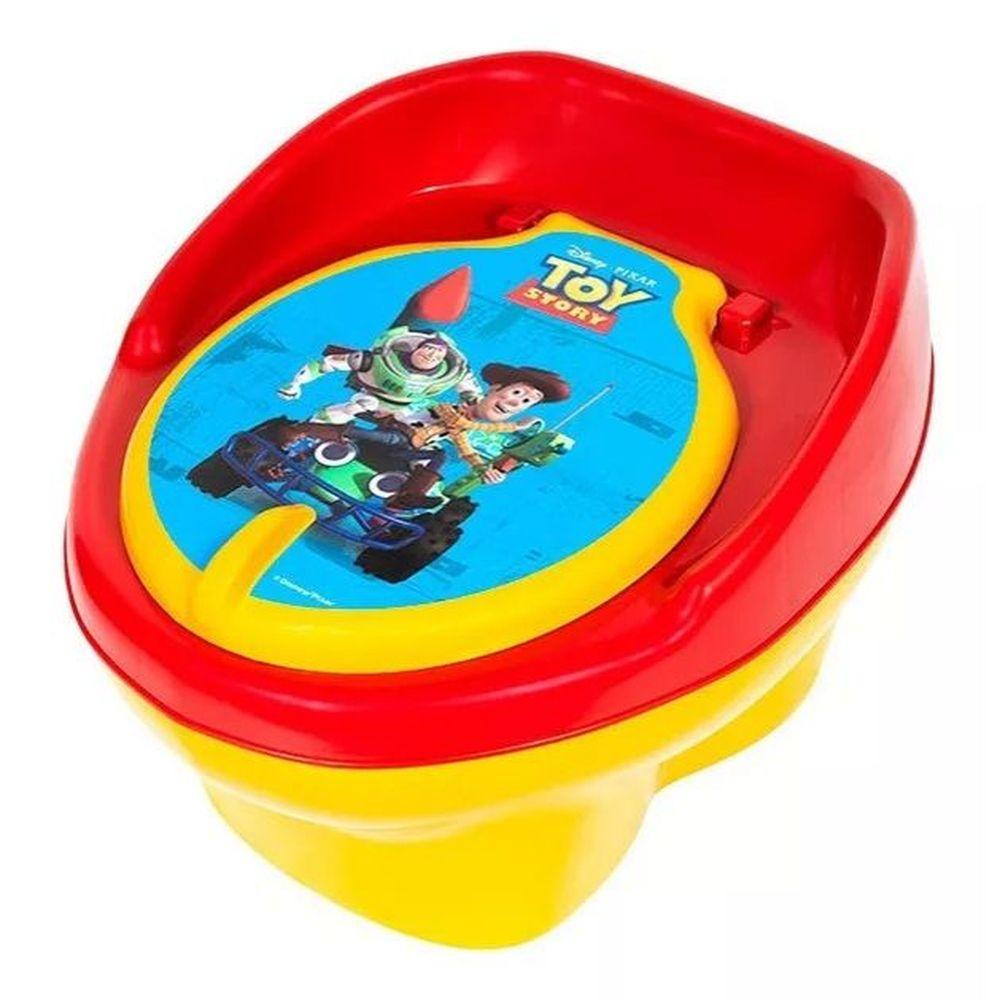 Troninho Penico Infantil c/Assento e Tampa Toy Story
