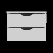 Aparador Suspenso com gaveta Flow , criado mudo suspenso