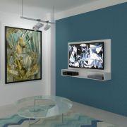 PICASSO PAINEL COM SUPORTE PARA TV LCD/PLASMA/LED ATÉ 46