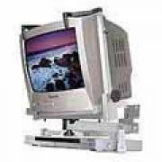 PV 100  Suporte para TV CRT de 14