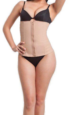 e2f1d2eea 419 Cinta Esbelt Cotton com ziper Premium - www.digodigodigo.com.br