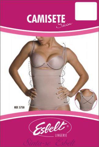 5750 Camisete Skin Feminino