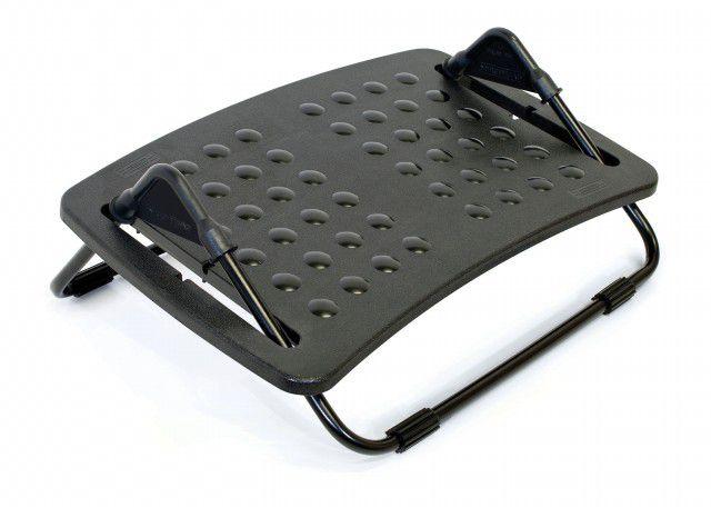 APOIO ABS PRE Apoio para os Pés com Regulagem - Material: ABS - Preto