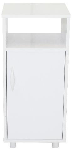 "AS 610 BRA Gabinete para Filtro d'água ""UV""- Branco"