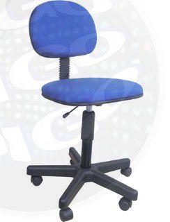 Cadeira Digitadora com rodizios