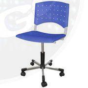 Cadeira Infor com assento e encosto plastico