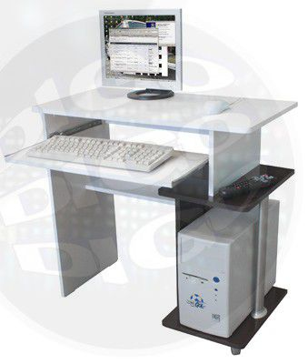 """FLEX Mesa para micro e impressora (pintura com verniz protetor) """"UV"""""""